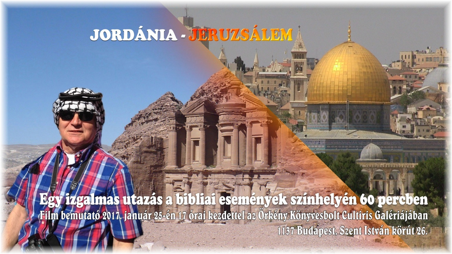 Jordánia, Jeruzsálem